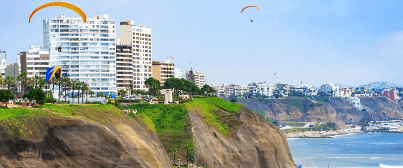Avenida Aviacion En Lima Lima Gu 237 A De Negocios Peru